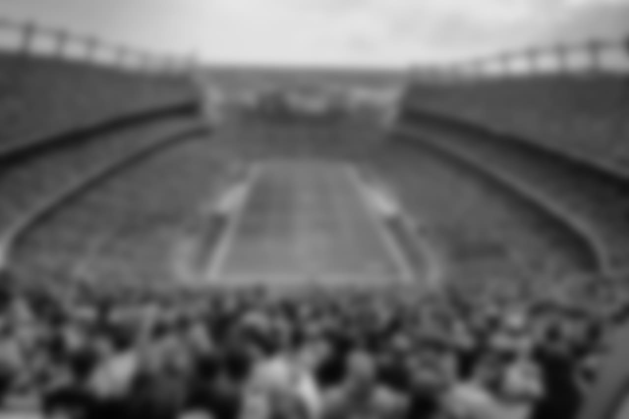 Week 1: Sun. 9/9 at Denver Broncos, 1:25 p.m., FOX | Sports Authority Field at Mile High