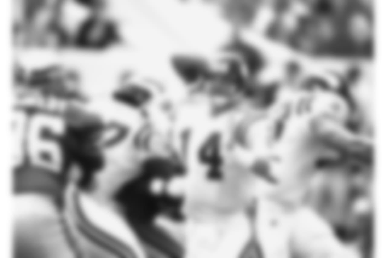 Seahawks vs Vikings Through the Years