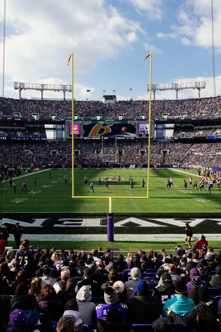 Ravens Accessible Seating Baltimore Ravens Baltimoreravens Com