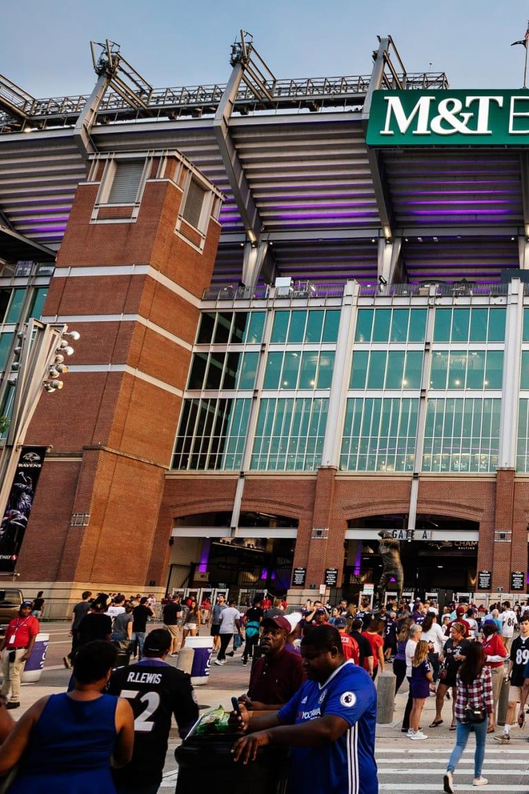 Mt Bank Stadium Baltimore Ravens Baltimoreravens