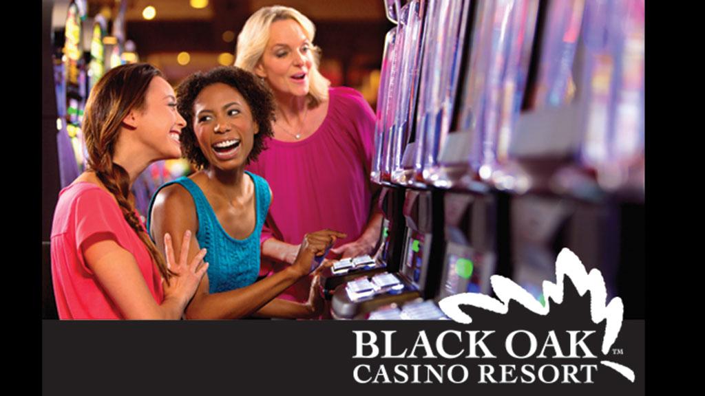 Black Oak Casino Resort Weekend Getaway