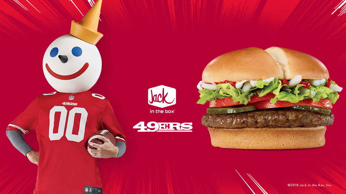 Jack in the Box 2 Touchdown Promotion