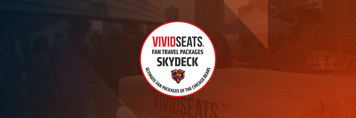 Experience the Vivid Seats Fan Travel Packages Sky Deck