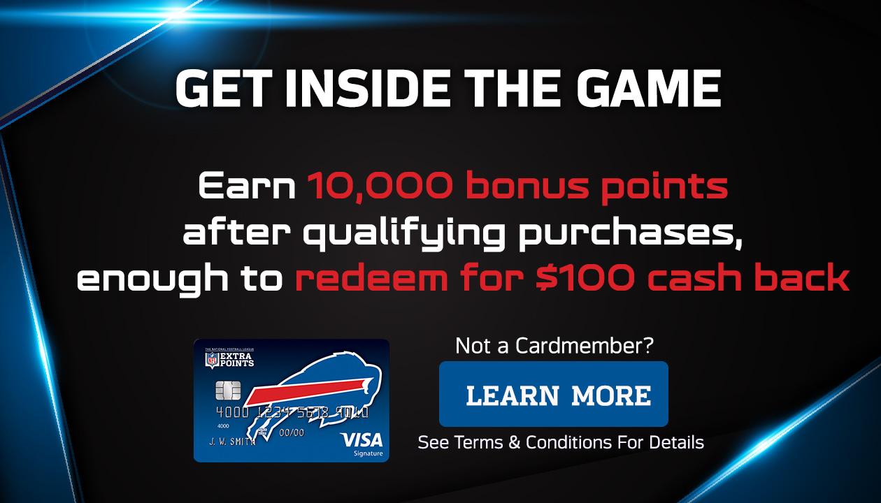 Official Rewards Credit Card