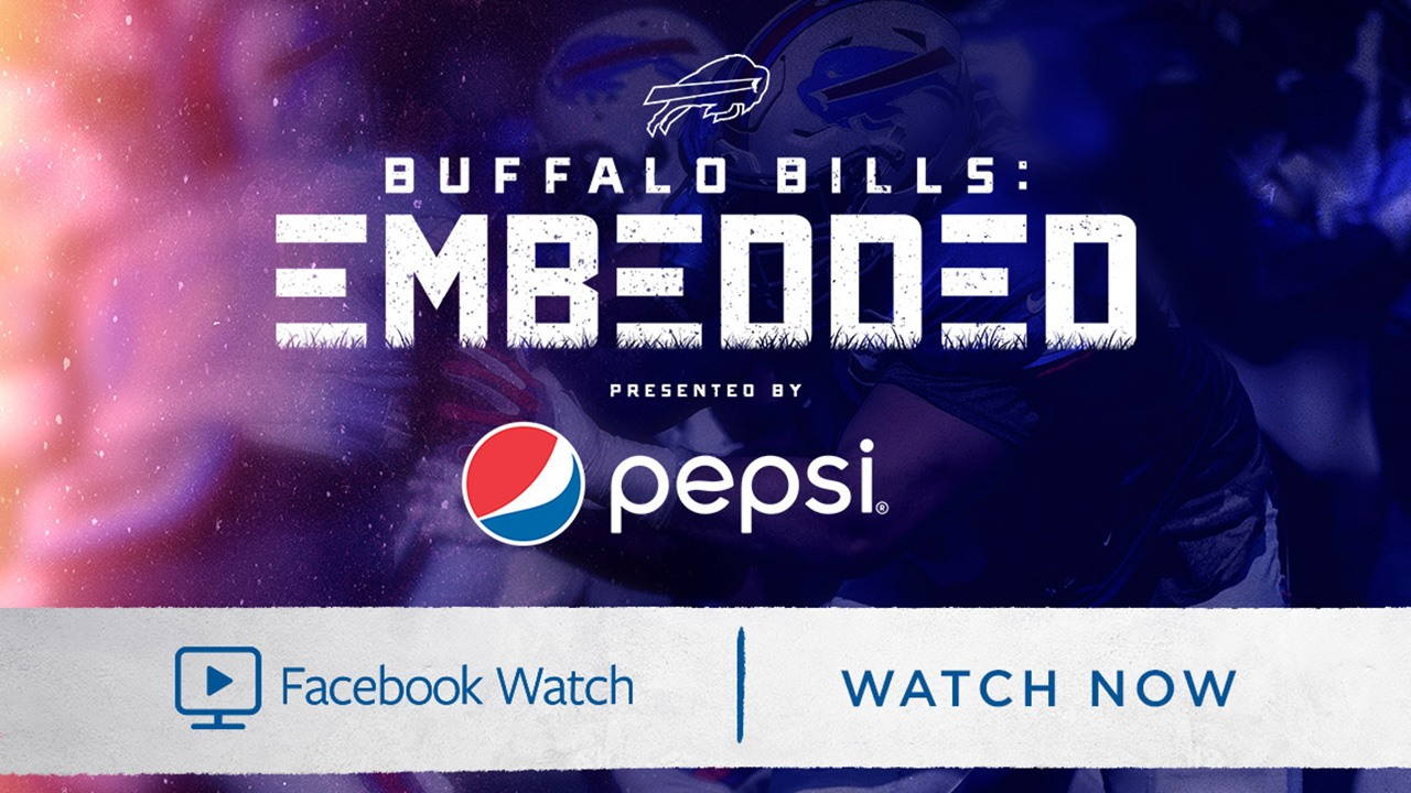 Buffalo Bills: Embedded