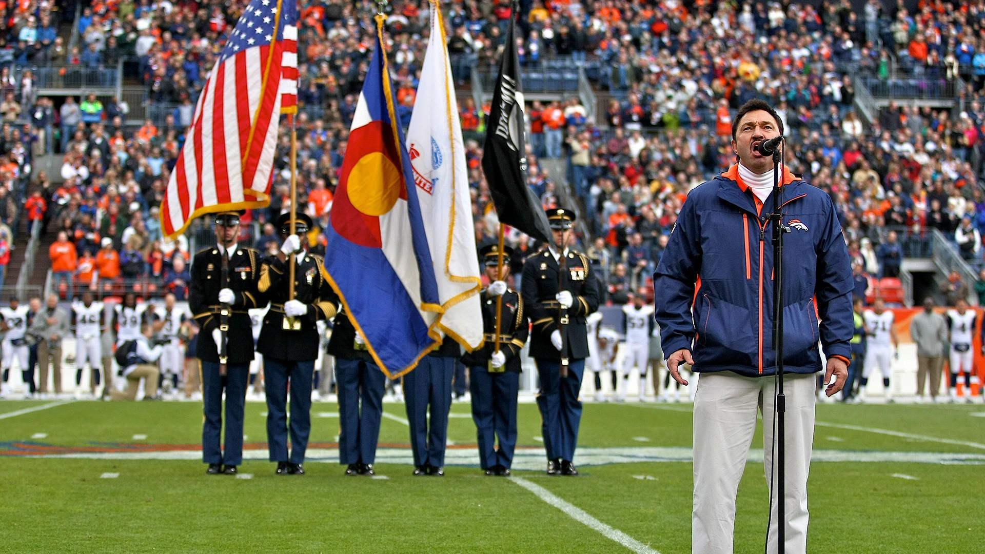 National Anthem Performance