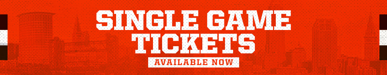 Buy Single Game Tickets