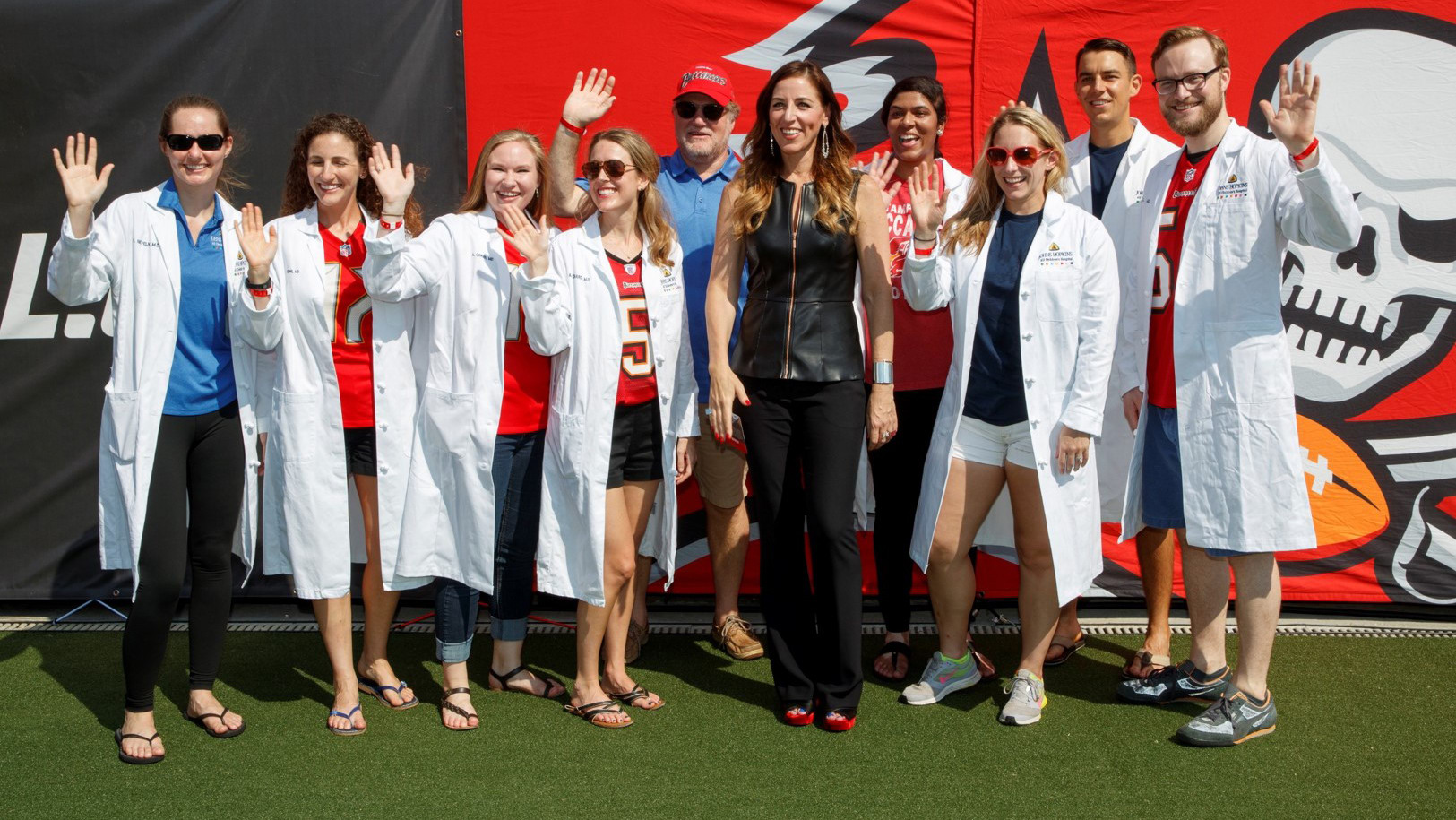 Bucs Care Foundation Neurological Residency Rotation and Ophthalmology Fund