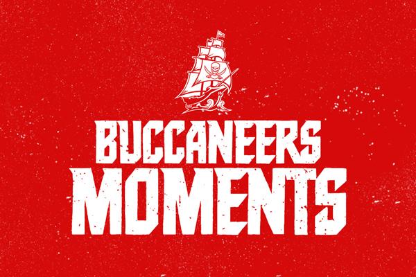 Buccaneers Moments