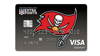 Your Team. Your Card. Your Experience.