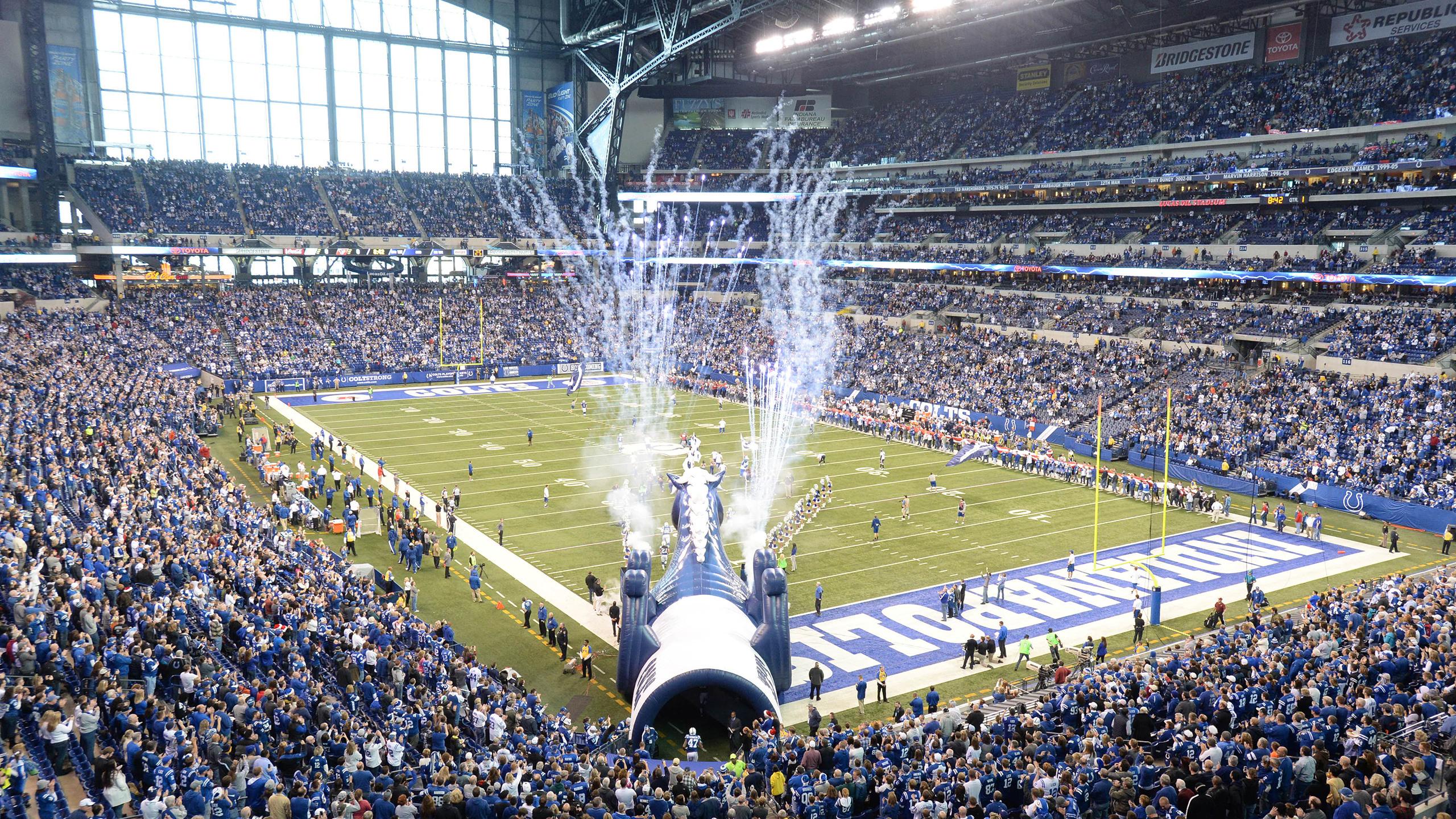 Colts vs. Ravens, August 20th