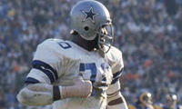 Rayfield Wright: Offensive Tackle, 1967-1979 Inducted: 2006