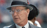 Tom Landry: Coach, 1960-1988 Inducted: 1990