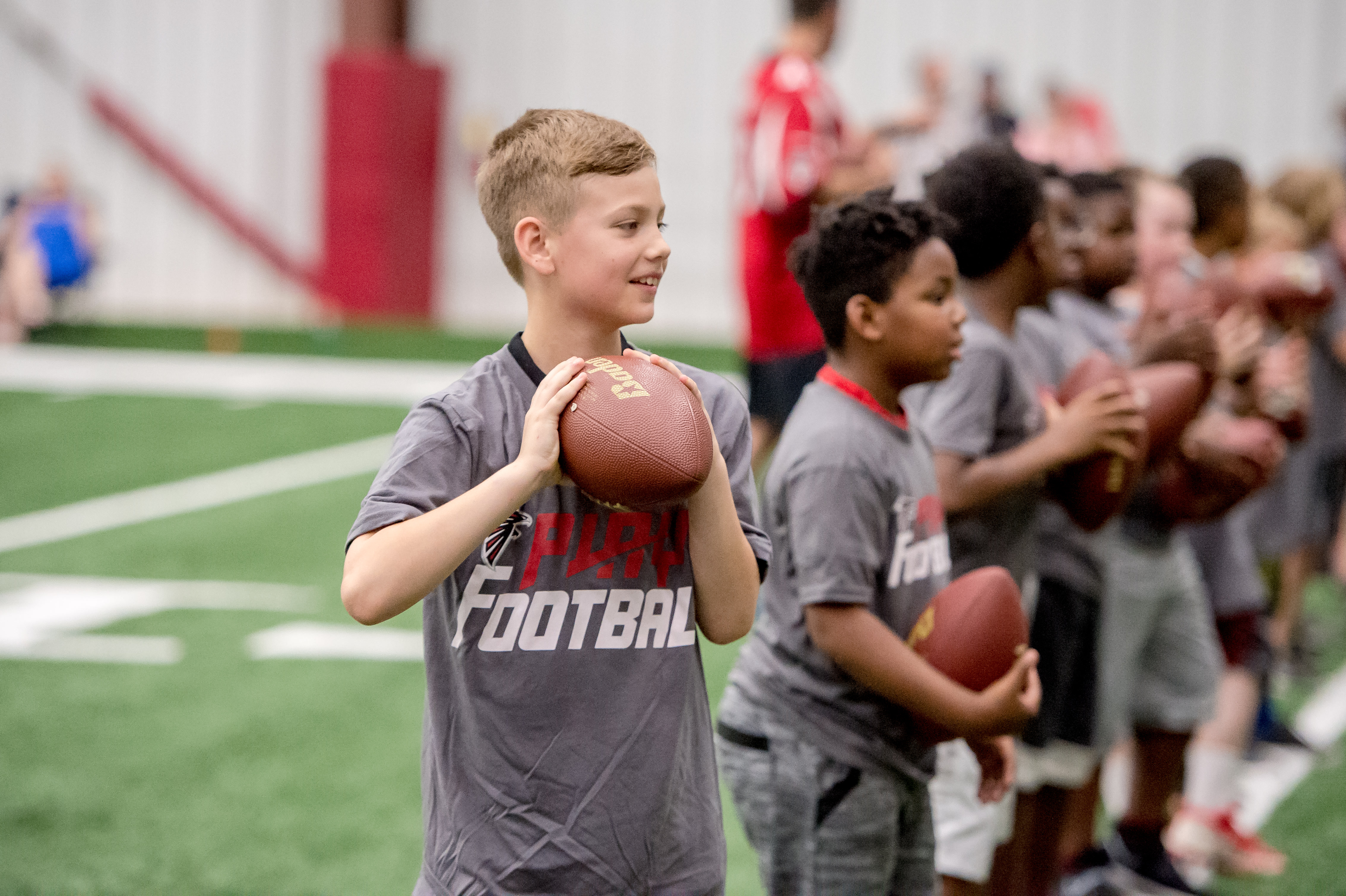 Youth Football Camps