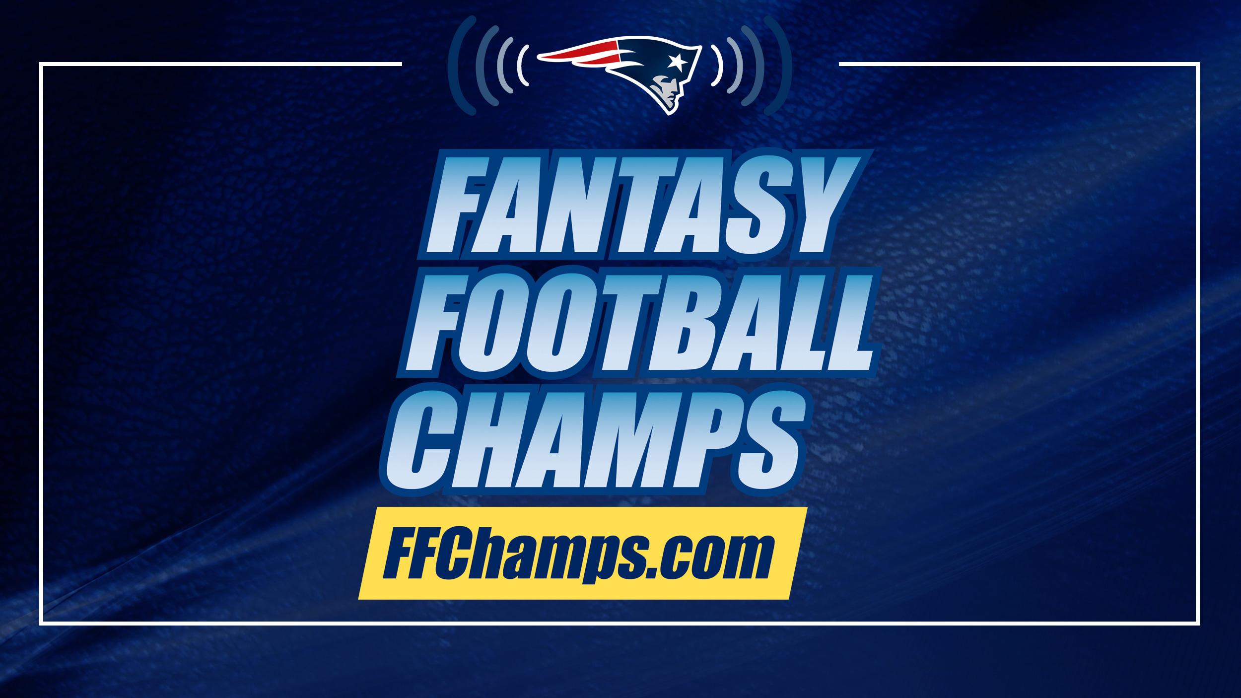 Fantasy Football Champs (Thursdays In-Season)