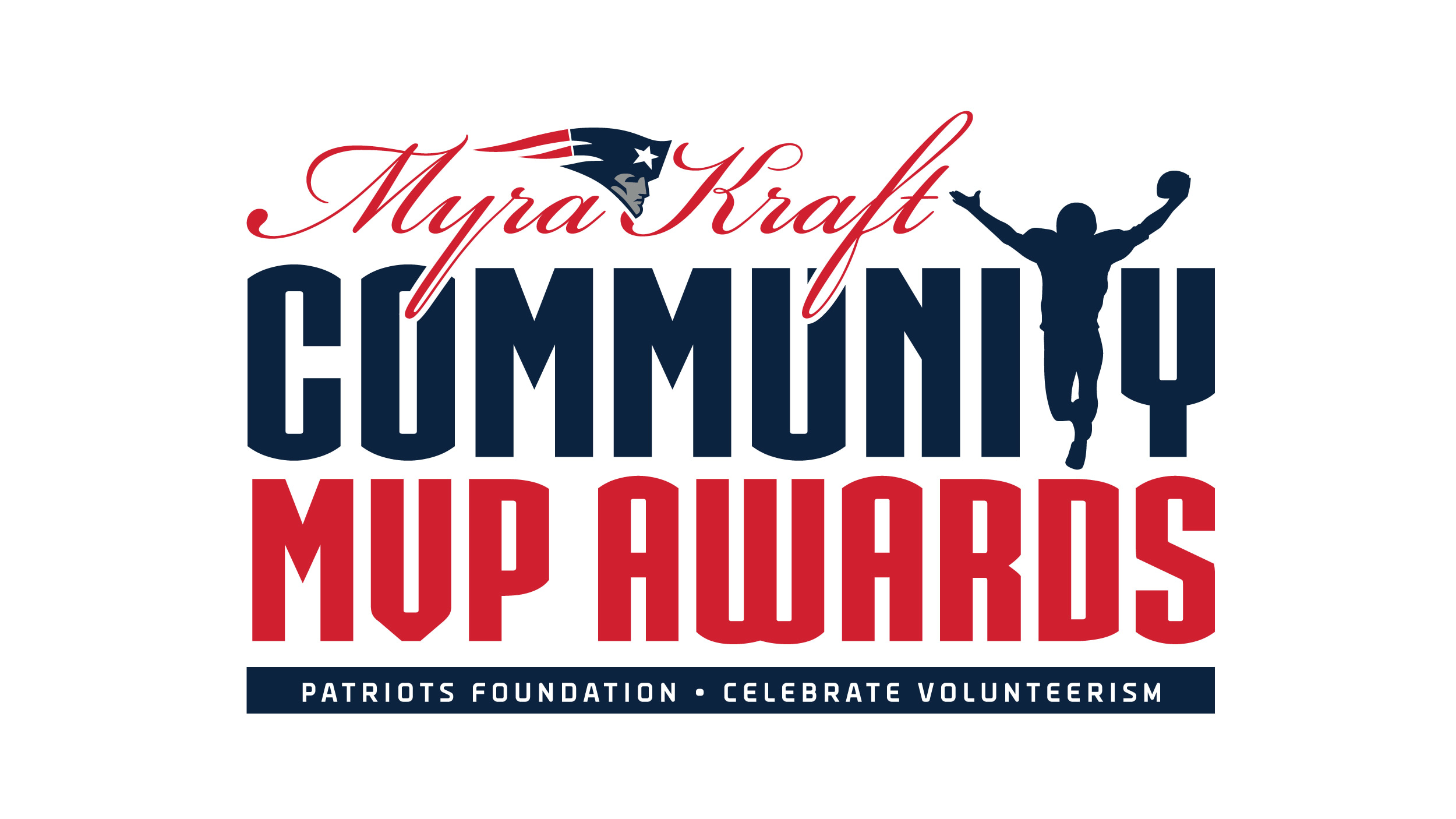 MYRA KRAFT COMMUNITY MVP AWARDS