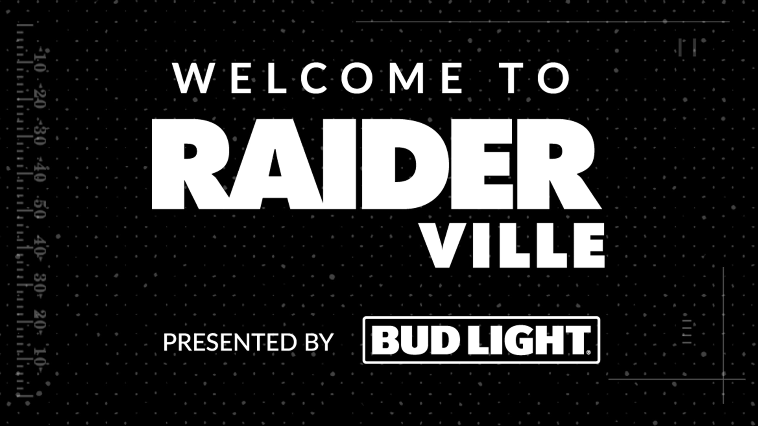 Raiderville Presented By Bud Light