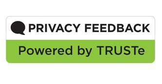 Privacy Feedback Powered by TRUSTe