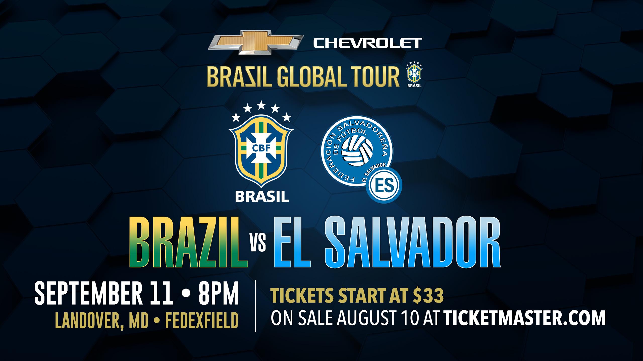 Brazil vs. El Salvador