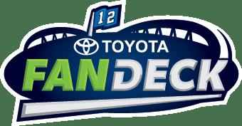 Win The Toyota Fan Deck Seahawks Tundra