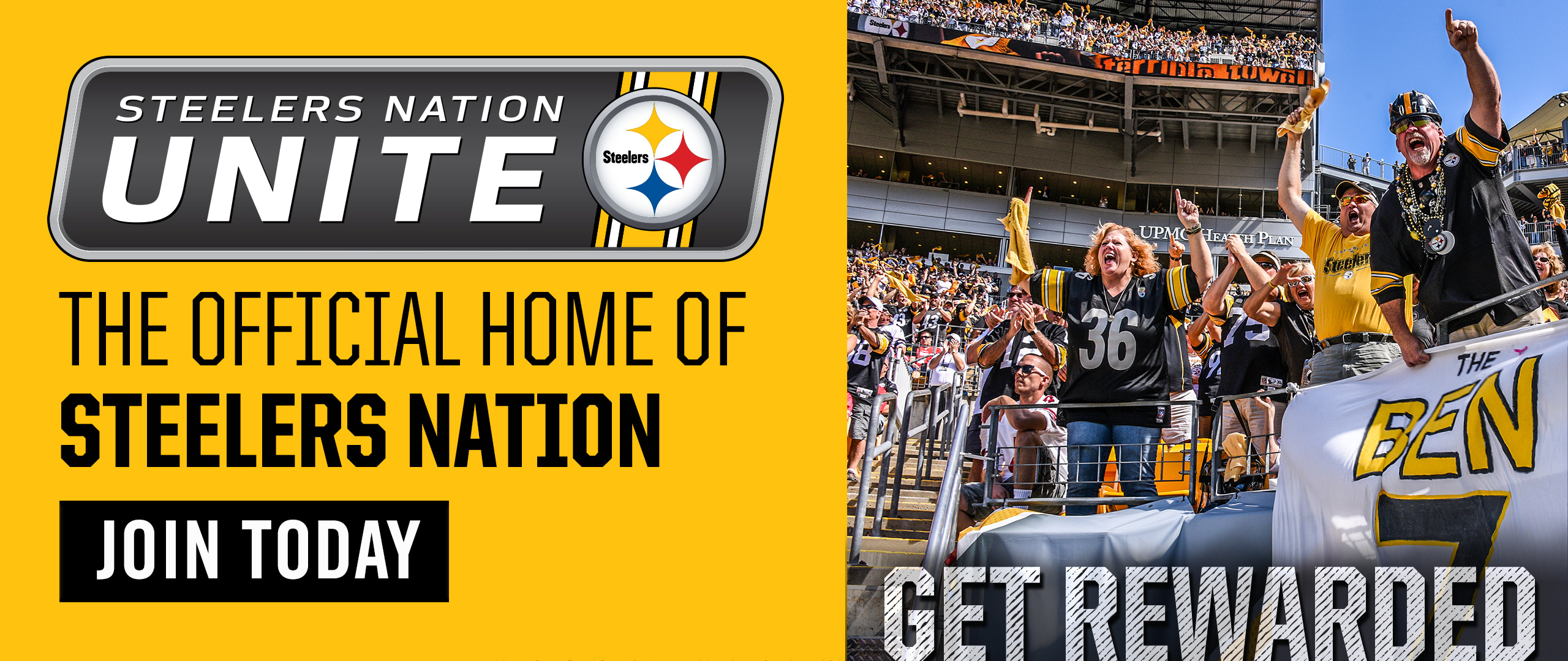 Steelers Fan Zone  7e0bbe897