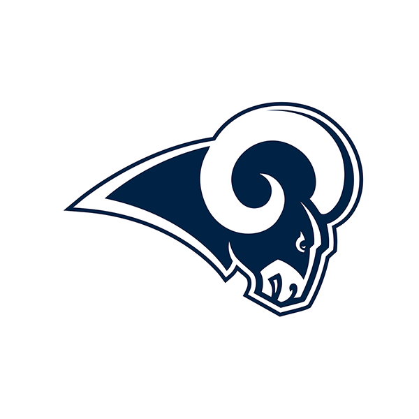 @ Los Angeles Rams
