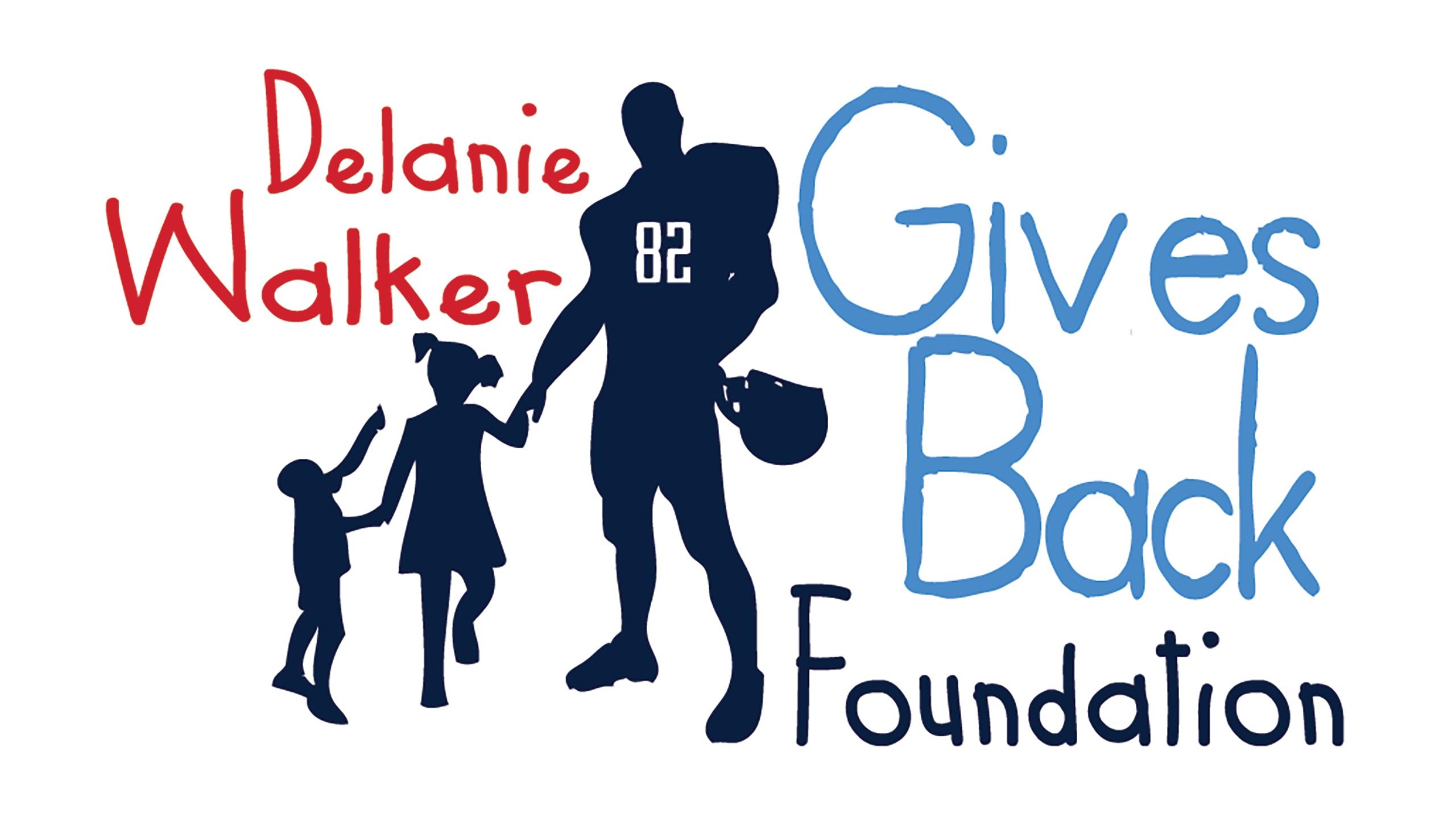 Delanie Walker - The Delanie Walker Gives Back Foundation