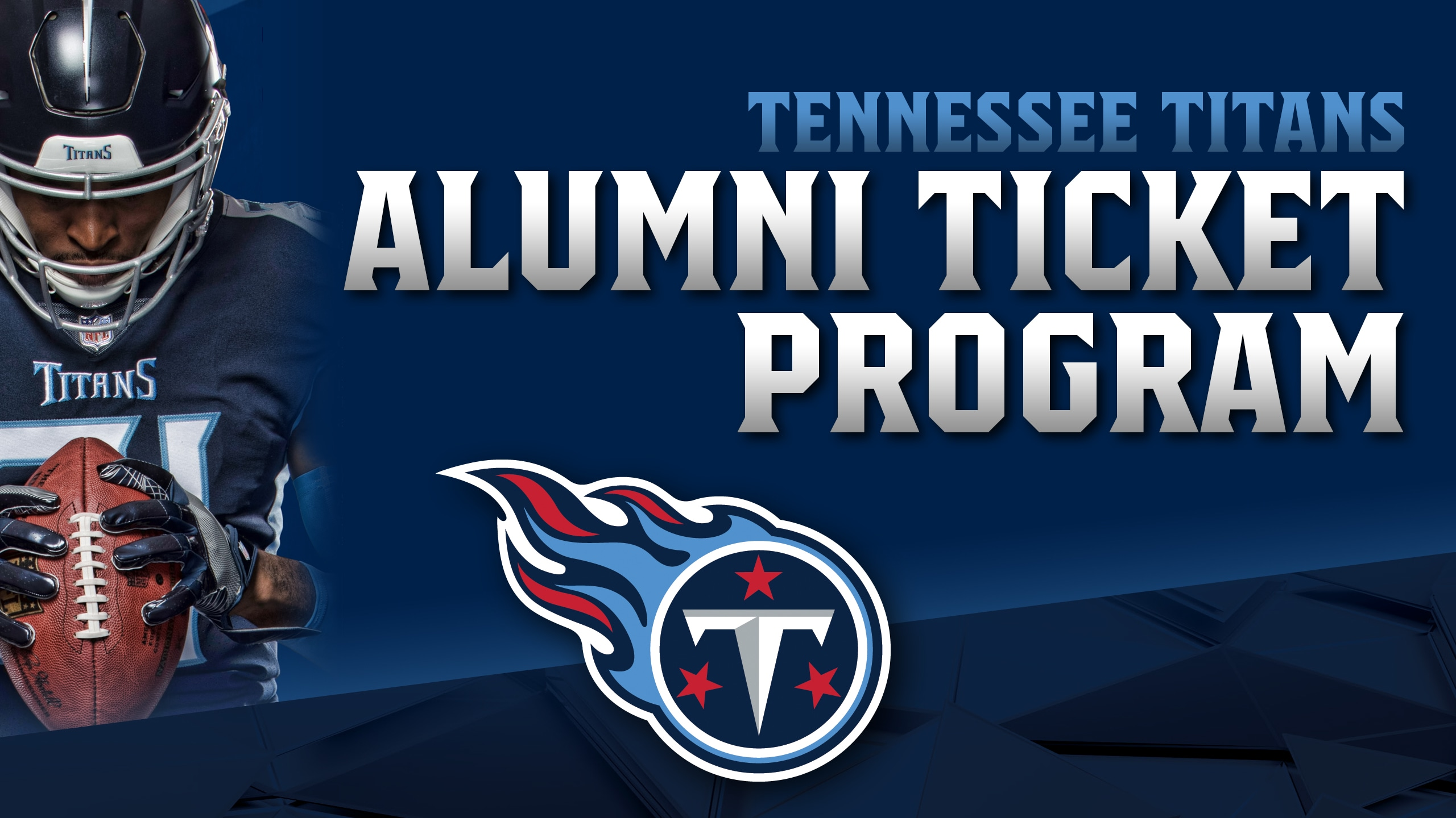 Titans Alumni Ticket Program