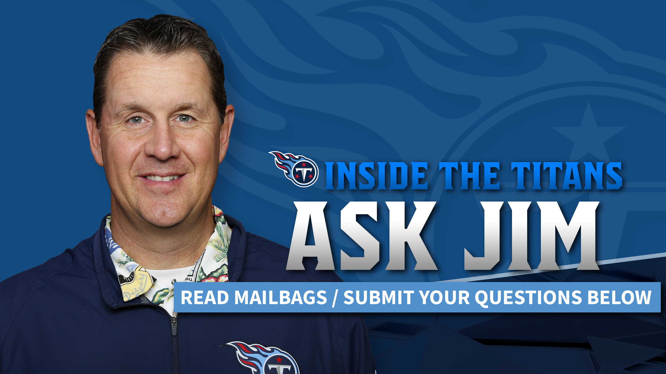 Have a question for Jim?