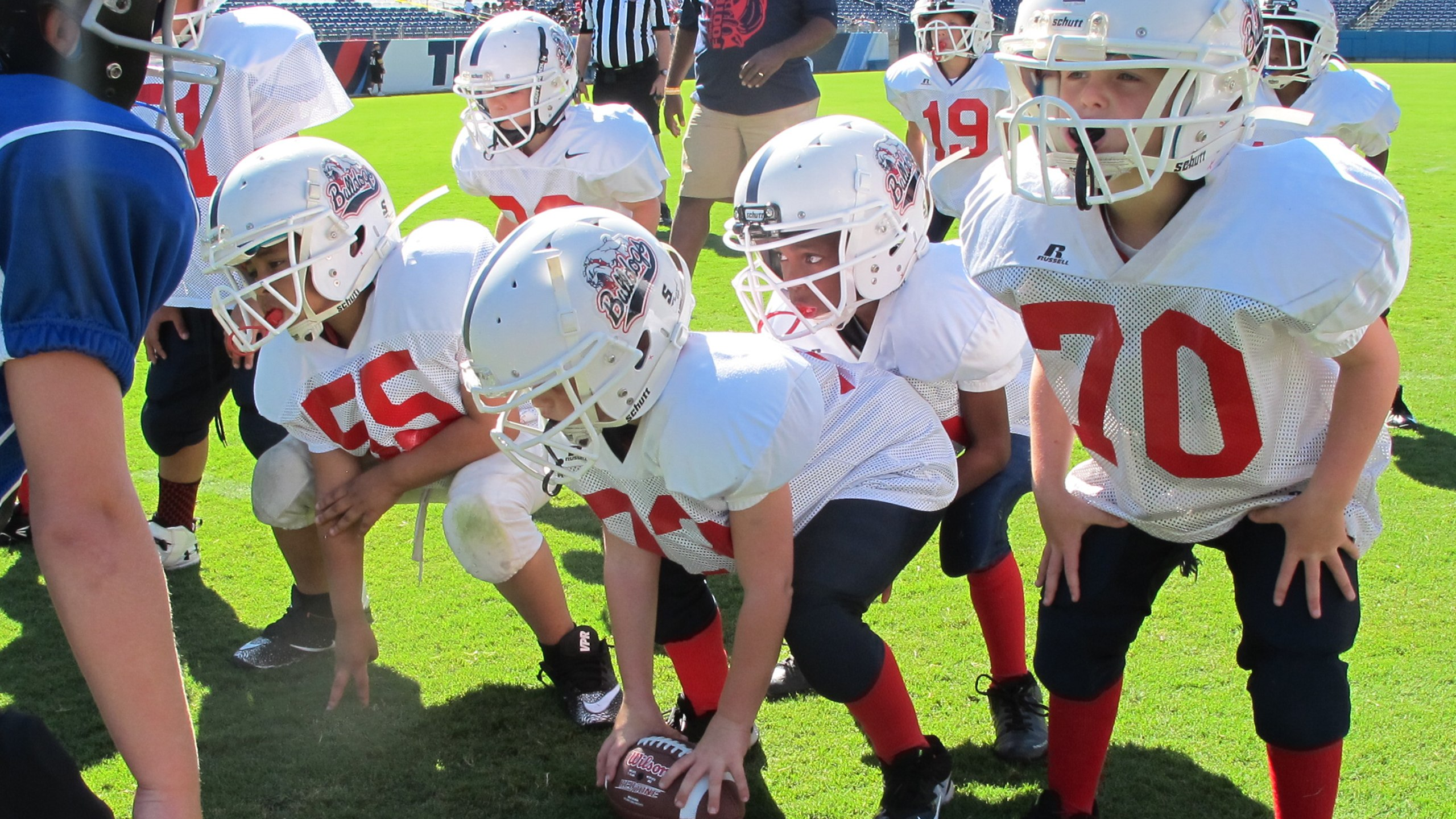 Youth Football Jamboree