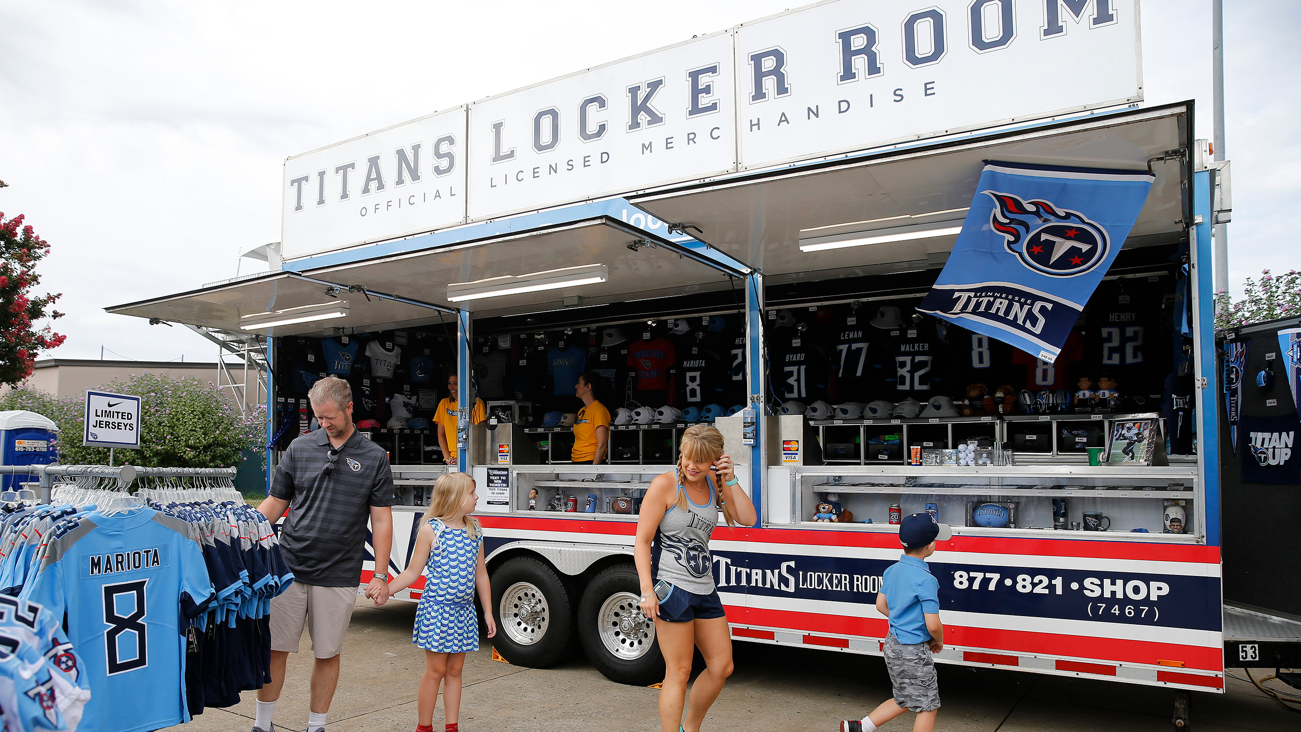 Merchandise and Concessions