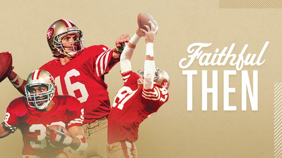 Faithful Then Banner Wallpaper