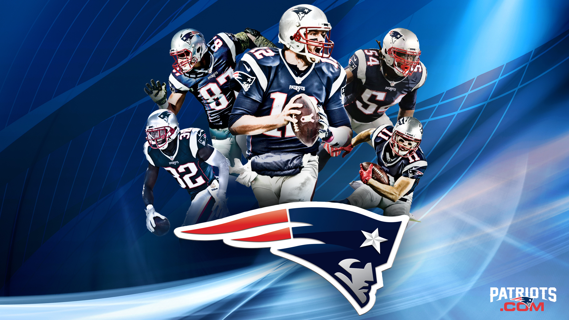 Nfl Football Wallpaper Desktop 52 Images: Official Website Of The New England Patriots