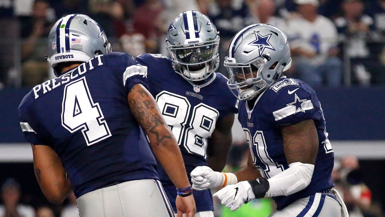 Cowboys will wear navy jerseys at home more often