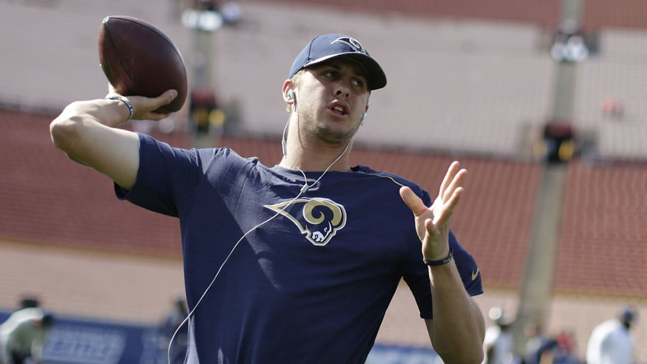 Jared Goff Remains Sure Of Self In Hard Knocks Finale