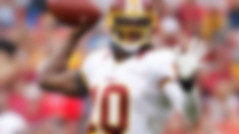 How far can RG3 carry Redskins?