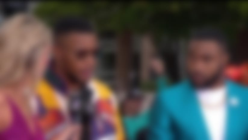 Saquon Barkley explains why he paid tribue to Kobe Bryant with jacket