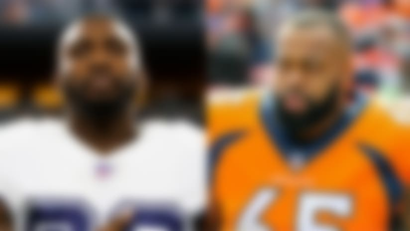 Slater: Three former Cowboys who could reunite with team