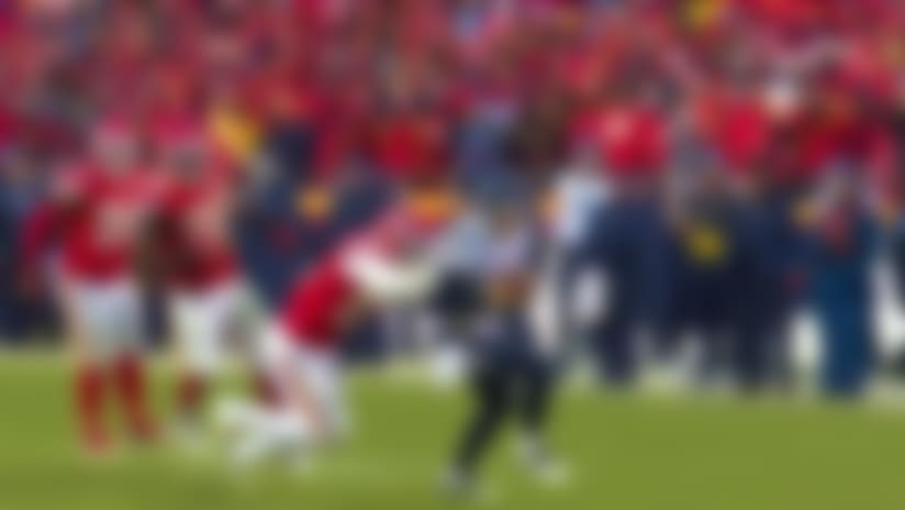 Next Gen Stats: How Chiefs stopped Derrick Henry from dominating AFC title game