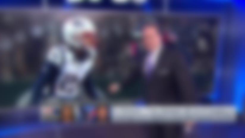 Next Gen Stats: Breaking down Stephon Gilmore vs. DeAndre Hopkins