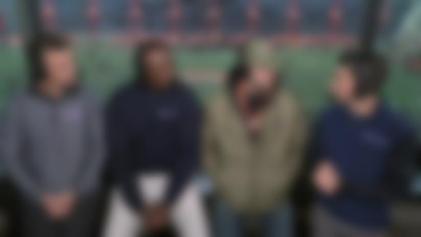 Duke Tobin on Bengals' No. 1 pick: 'The phone's always on'