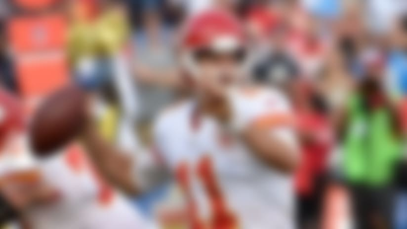 Chiefs stun Chargers with late field goal