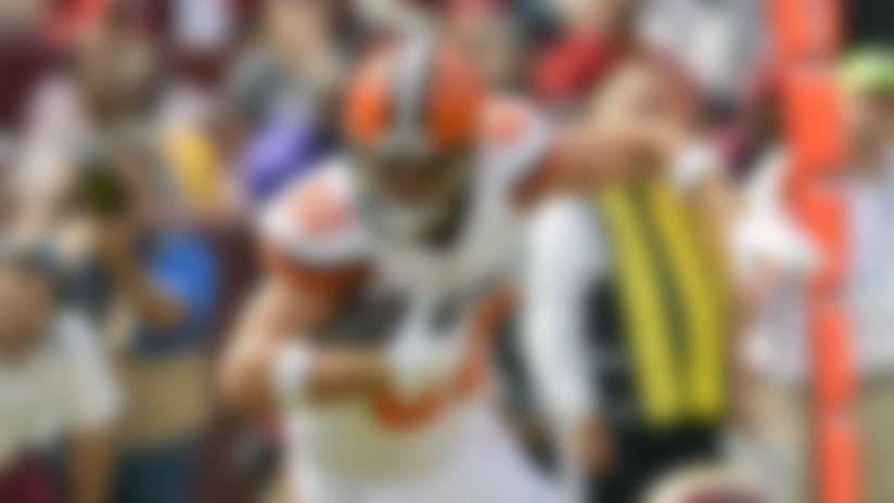 Gary Barnidge's Twitter feed tells a rough NFL story