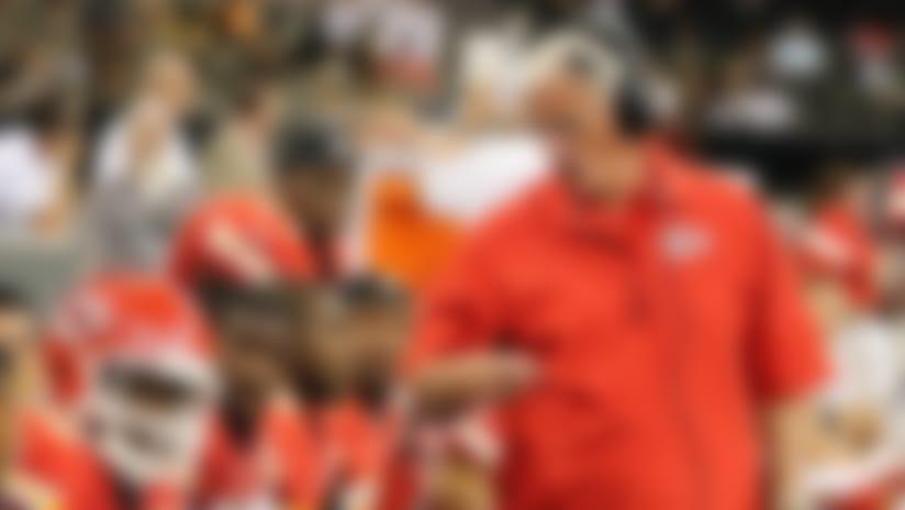 Kansas City Chiefs' Bob Sutton tells players to adapt to rules
