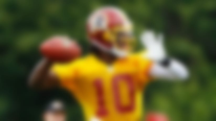 Robert Griffin III: Washington Redskins' media darling