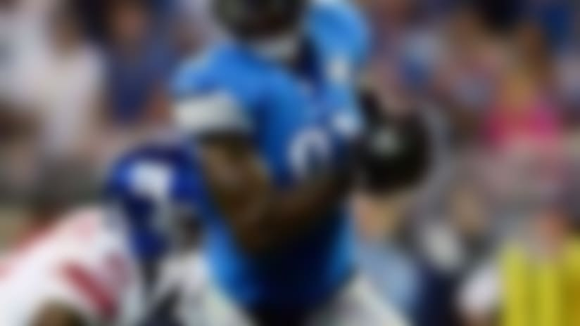 Lions dominate Giants in Jim Caldwell's debut in Detroit