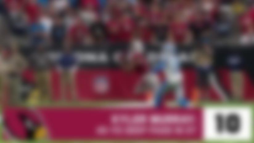 Arizona Cardinals' top 10 plays | 2019 season
