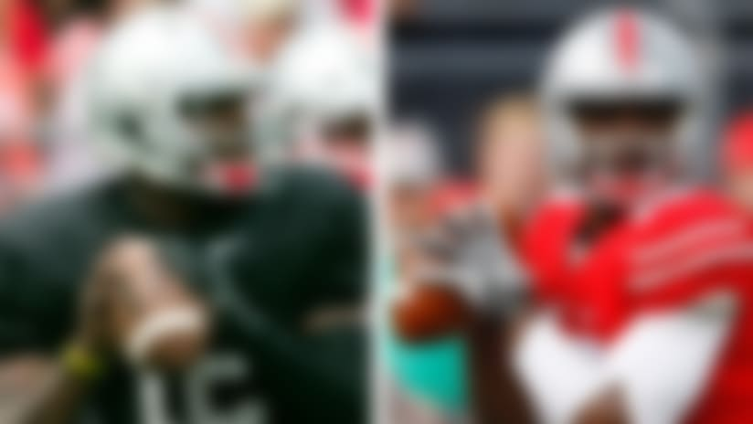 Which QB gives Ohio State best chance to compete for title?
