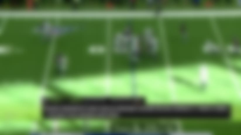 Next Gen Stats: J.J. Watt's impact on runs outside the tackle box