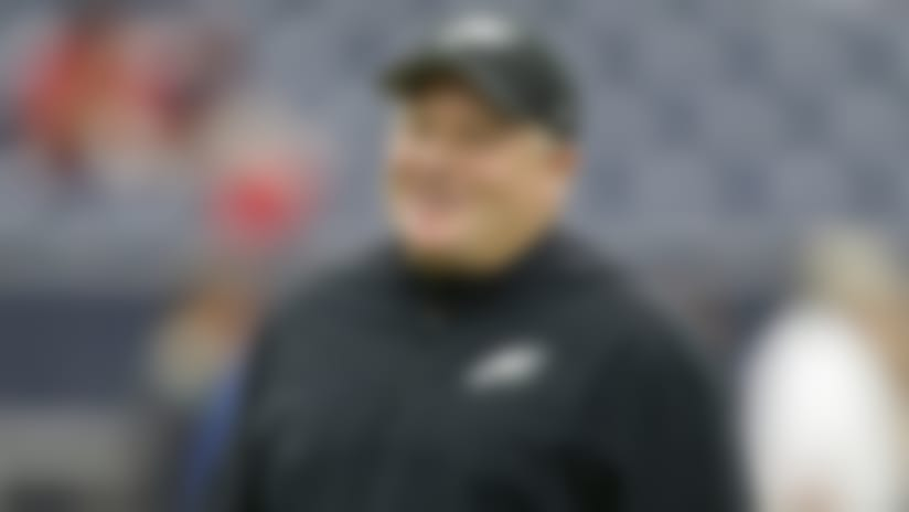 Chip Kelly has 9 ex-Oregon players on his Philadelphia roster